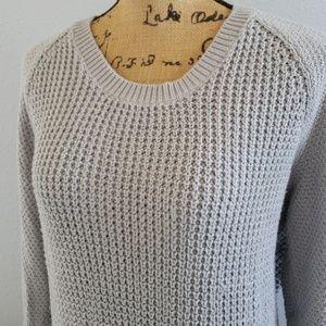 NWOT Sonoma Ragland sleeve sweater extra large